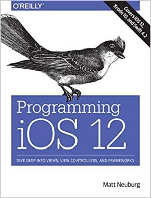 Download Programming iOS 12 free book as epub format