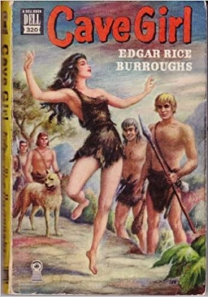 Download The Cave Girl free book as epub format