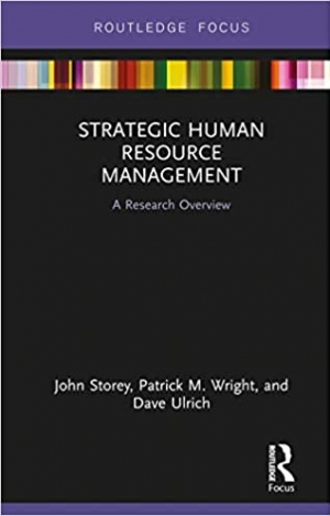 Download Strategic Human Resource Management: A Research Overview free book as pdf format