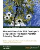 Book Microsoft SharePoint 2010 Developer's Compendium: The Best of Packt for Extending SharePoint free