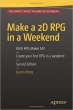 Book Make a 2D RPG in a Weekend, Second Edition free