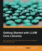 Book Getting Started with LLVM Core Libraries free