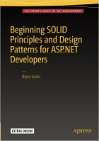 Book Beginning SOLID Principles and Design Patterns for ASP.NET  Developers free