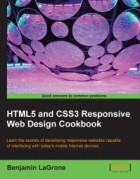 Book HTML5 and CSS3 Responsive Web Design Cookbook free