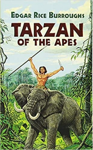 Download Tarzan of the Apes free book as pdf format