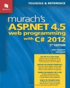 Book Murach's ASP.NET 4.5 Web Programming with C# 2012, 5th Edition free