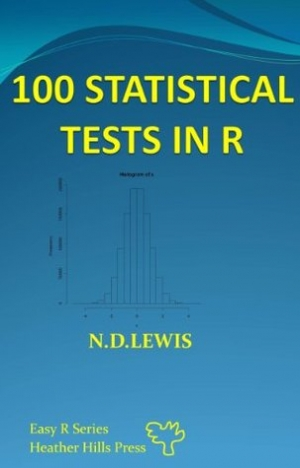 Download 100 Statistical Tests: in R free book as pdf format