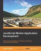 Book JavaScript Mobile Application Development free