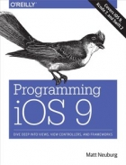 Book Programming iOS 9 free