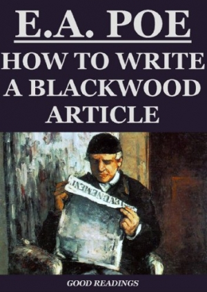 Download How to Write a Blackwood Article free book as epub format