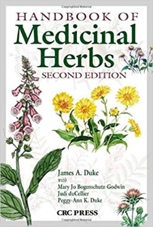 Download Handbook of Medicinal Herbs free book as pdf format