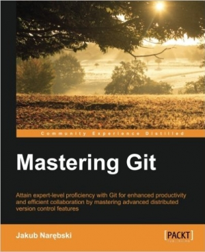 Download Mastering Git free book as pdf format