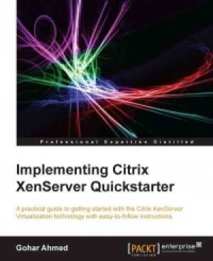 Download Implementing Citrix XenServer Quickstarter free book as pdf format