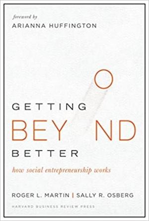 Download Getting Beyond Better: How Social Entrepreneurship Works free book as epub format