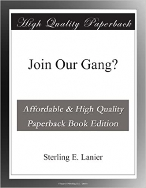 Download Join Our Gang? free book as epub format