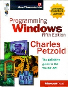 Book Programming Windows, 5th Edition free