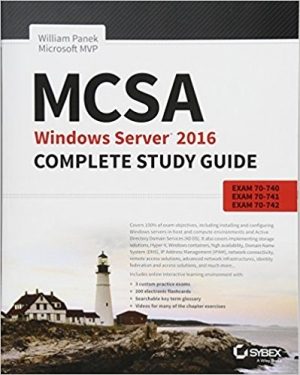 Download MCSA Windows Server 2016 Complete Study Guide, 2nd Edition free book as pdf format