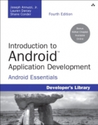 Introduction to Android Application Development, 4th Edition