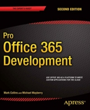 Download Pro Office 365 Development, 2nd Edition free book as pdf format