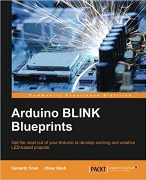 Download Arduino BLINK Blueprints free book as pdf format