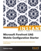 Book Microsoft Forefront UAG Mobile Configuration Starter free