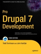 Book Pro Drupal 7 Development, 3rd Edition free