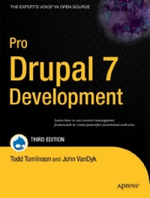 Download Pro Drupal 7 Development, 3rd Edition free book as pdf format