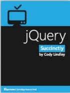 Book jQuery Succinctly free