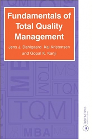 Download Fundamentals of Total Quality Management free book as pdf format