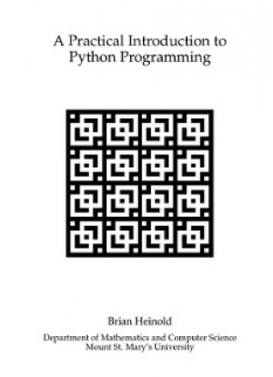 Download A Practical Introduction to Python Programming free book as pdf format