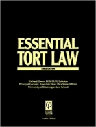 Book Tort Law (Essentials Series) free