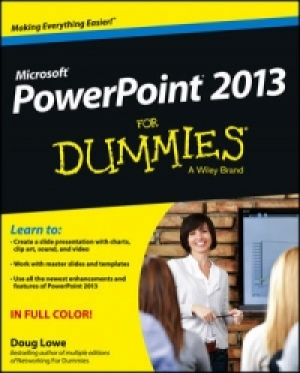 Download PowerPoint 2013 For Dummies free book as pdf format