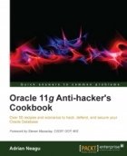 Oracle 11g Anti-hacker's Cookbook