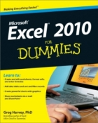 Book Excel 2010 For Dummies free