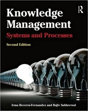 Download Knowledge Management: Systems and Processes free book as pdf format