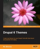 Book Drupal 6 Themes free