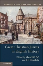 Great Christian Jurists in English History (Law and Christianity)