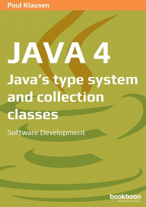 Download Java 4: Java's type system and collection classes free book as pdf format