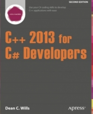 Download C++ 2013 for C# Developers, 2nd Edition free book as pdf format