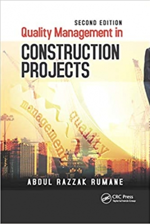 Download Quality Management in Construction Projects free book as pdf format