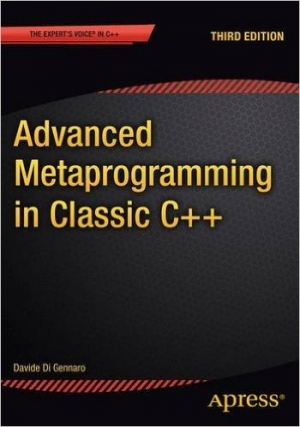 Download Advanced  Metaprogramming in Classic C++, 3rd Edition free book as pdf format