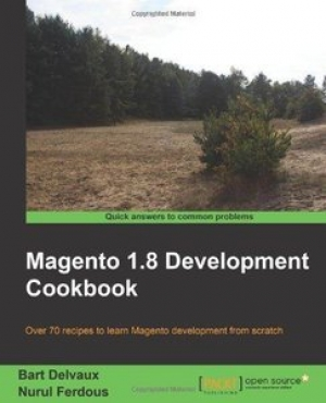 Download Magento 1.8 Development Cookbook free book as pdf format