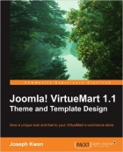Book Joomla! VirtueMart 1.1 Theme and Template Design free