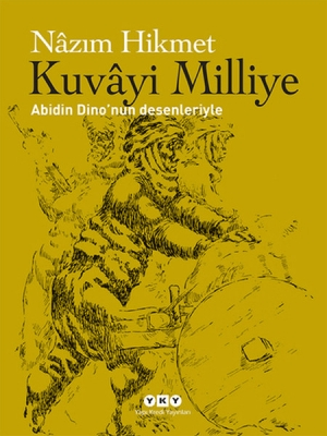 Download Kuvayi Milliye Destani free book as pdf format