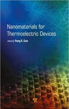 Book Nanomaterials for Thermoelectric Devices free
