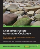 Book Chef Infrastructure Automation Cookbook free