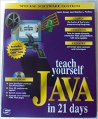 Book Teach Yourself Java in 21 days free