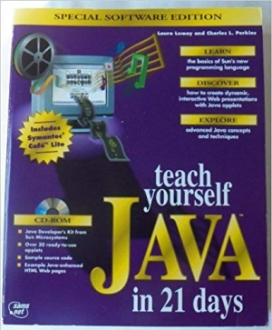 Download Teach Yourself Java in 21 days free book as pdf format