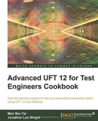 Book Advanced QTP 11.5 for Test Engineers Cookbook free