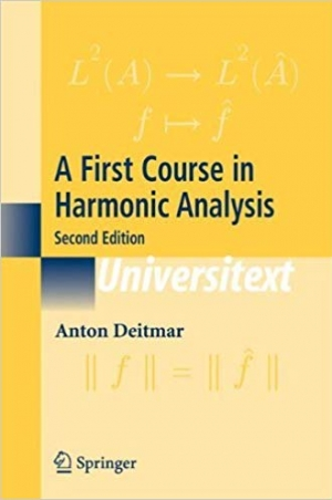 Download A First Course in Harmonic Analysis free book as pdf format